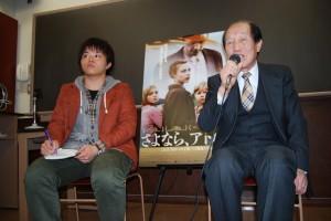 上映会&トークイベントの様子-01
